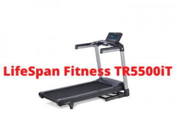 LifeSpan Fitness TR5500iT test
