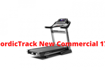 NordicTrack New Commercial 1750 review